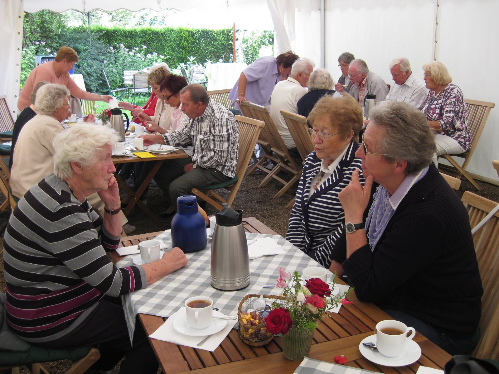 Sommerausflug der Wilkenrother Senioren