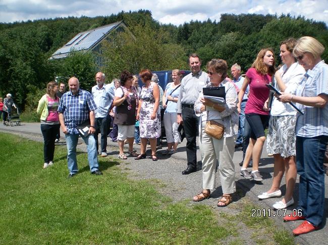 Gold für Wilkenroth – Kinder begeisterten die Jury! Die Auszeichnung berechtigt zur Teilnahme am Landeswettbewerb in 2012