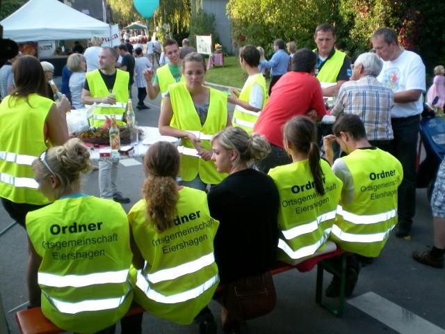 Eiershagen: Massenhaft Besucher bei Traumwetter