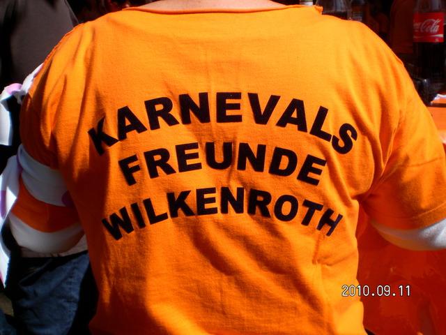 9. Wilkenrother Karnevalssitzung