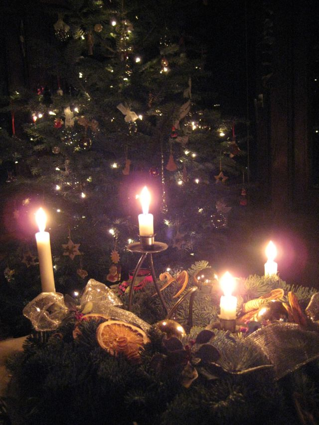 Wilkenroth im Advent, Termine & Orte 2015