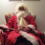 Santa 150x150 Nikolaus besucht Wilkenroth: