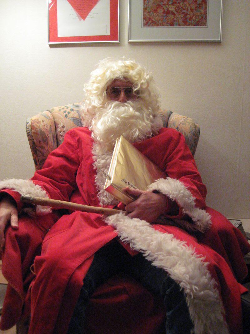 Einladung zur Kinder-Nikolausfeier