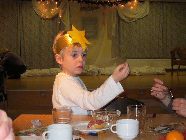 Nikolaus besucht Wilkenroth: