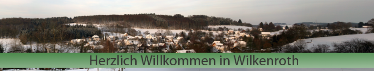 Wilkenroth – ein Dorf mit Zukunft
