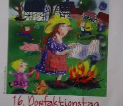 Dorfaktionstag in Eiershagen